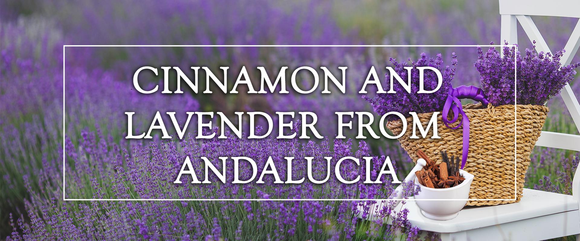 perlola cinnamon and lavender